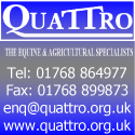 Quattro Products, the equine specialists